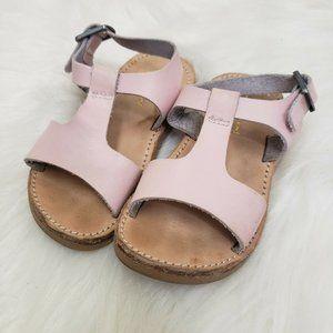Freshly Picked Malibu Sandals Sz 6 Pink Blush